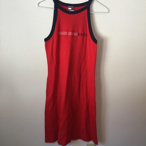 a207afec54ba M 5a831ba2d39ca2fa9b20ae4f. Other Dresses you may like. Tommy Hilfiger  Cotton Mini Dress